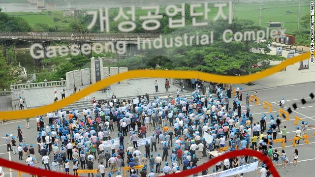 Corea del Norte reanudará actividades en el complejo industrial de Kaesong