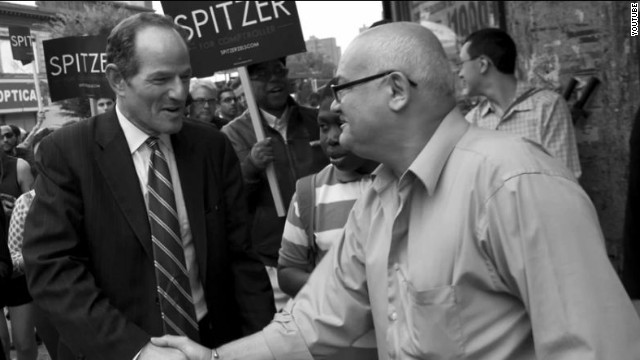 First on CNN: Spitzer strikes populist theme in new ad blitz