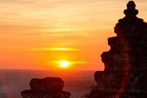 Phnom Bakheng, Angkor, Camboya