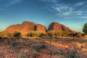 Uluru y Kata Tjuta, Territorio Norte de Australia