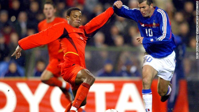 Kompany made his debut for Belgium in 2004 and has gone on to win over 50 caps for his country.