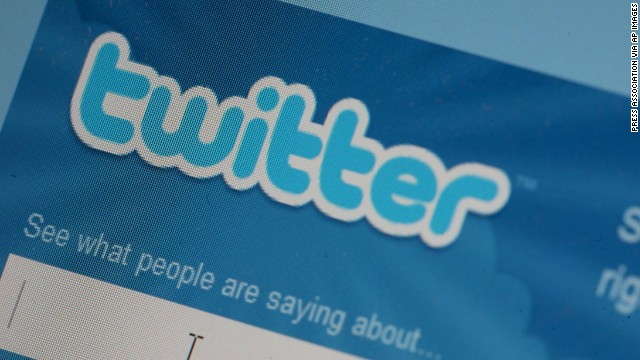 Twitter's logo before the bird was added in 2010.