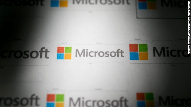 In 2012, software company Microsoft adopted a new logo using the design of the old Windows logo.