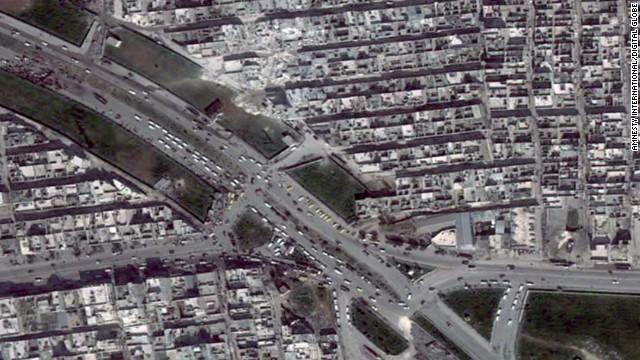 Llega a Siria un equipo de la ONU que investiga el uso de armas químicas