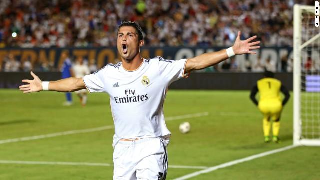 Real Madrid da la primera «pedrada» a Mourinho al vencer al Chelsea 3-1