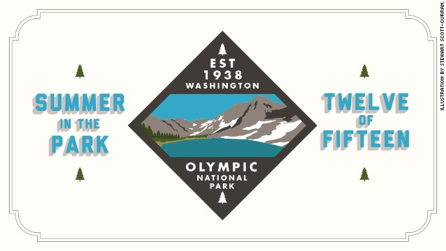 Washington's Olympic Peninsula is home to one of the most diverse national parks. Check in next week for <a href='http://www.nps.gov/yell/index.htm' target='_blank'>Yellowstone National Park</a>.