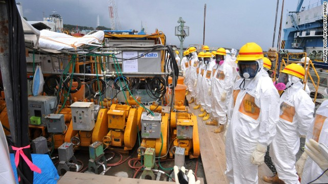 "<strong>Saving the world?</strong> As engineers at the Fukushima nuclear plant<a href='http://www.reuters.com/article/2013/08/14/us-japan-fukushima-insight-idUSBRE97D00M20130814' target='_blank'> embark on another terrifyingly hazardous mission</a> to correct damage sustained during the 2011 tsunami, the benefits of disaster response robots are clear. UAV disaster teams, capable of flying into hazardous zones and saving lives, could turn around perceptions of ""killer"" drones. Oklahoma-based <a href='http://whatsnext.blogs.cnn.com/2013/05/23/drones-the-future-of-disaster-response/'>Fireflight are leading the way</a> with their wildfire battling bots."