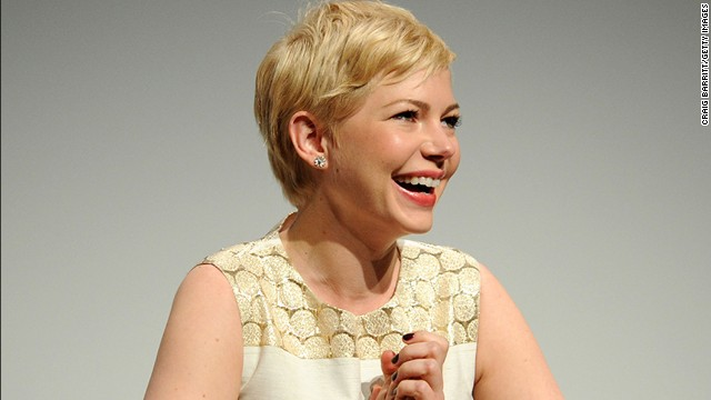 "In her ""Dawson's Creek"" days, Michelle Williams kept her hair pretty long, but when she was dating Heath Ledger she began to prefer the pixie. ""I feel like myself with short hair,"" <a href='http://marquee.blogs.cnn.com/2011/11/02/michelle-williams-why-i-keep-my-hair-short/?iref=allsearch' target='_blank'>she said in 2011</a>. ""I cut it for the one straight man who has ever liked short hair and I wear it in memorial of somebody who really loved it."""