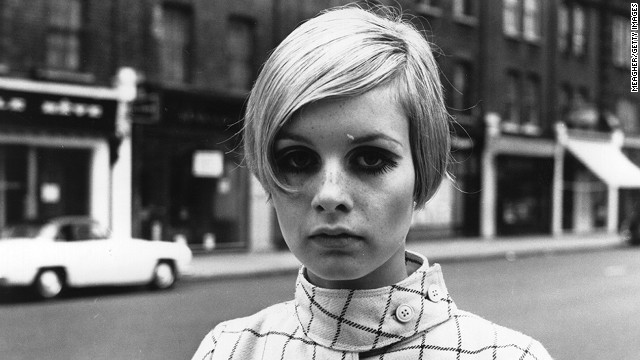 Hair can make or break a career, and a perfect example is British model Twiggy. The star-in-the-making rocked a crop that we still see today. <a href='http://fashion.telegraph.co.uk/beauty/news-features/TMG9805392/That-beauty-moment-Twiggys-elfin-crop.html' target='_blank'>Her 1966 cut was a risk</a> -- but it paid off in a major way.