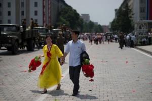 Amor en Pyongyang