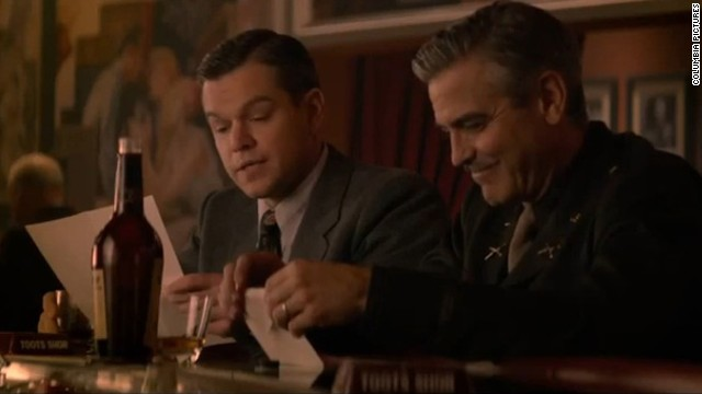 Trailer Park: Clooney, Damon are 'Monuments Men'