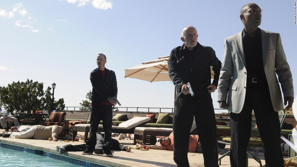 Momentos memorables de 'Breaking Bad'