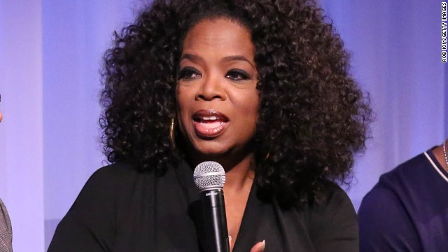 Oprah Winfrey denuncia racismo porque no le quisieron vender un bolso en Suiza