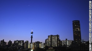 Johannesburg's crime hotspot transformed