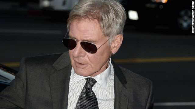 Why Harrison Ford joined 'Expendables 3'