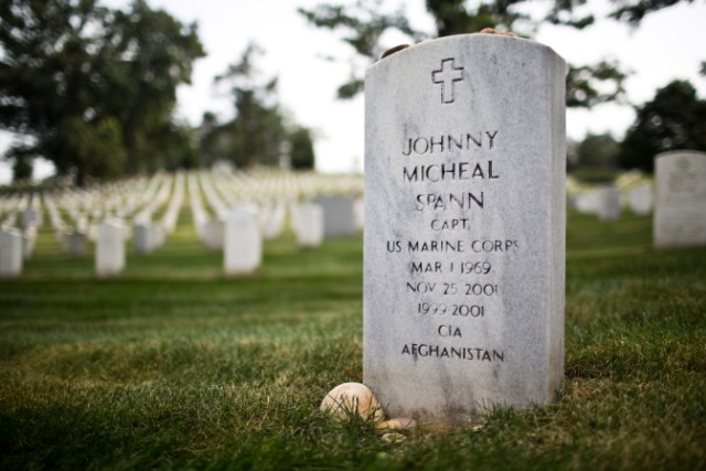 Johnny Micheal Spann was the first American killed in the Afghanistan war.