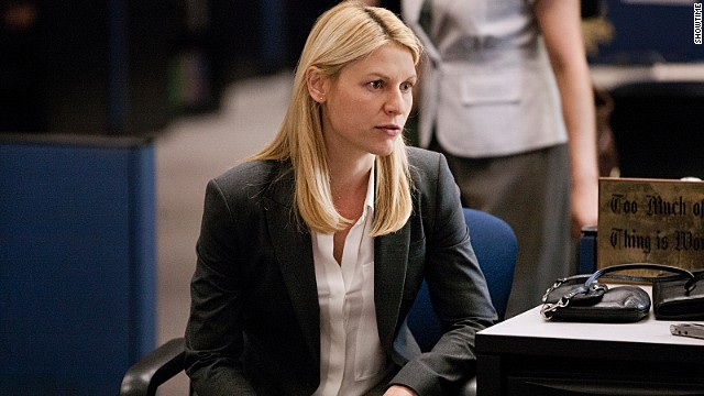 Brody goes bald in 'Homeland' season 3