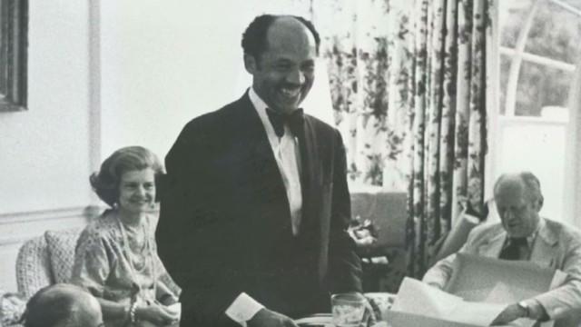 Eugene Allen Son Charles Allen