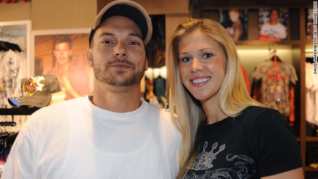 Britney's ex Kevin Federline ties the knot