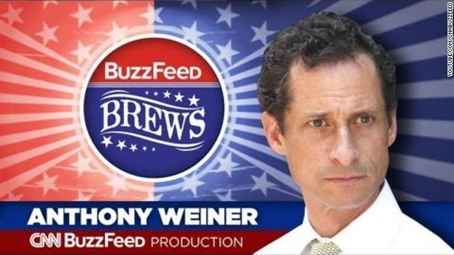 Live at 6:30pm ET: Politics & beer with Anthony Weiner