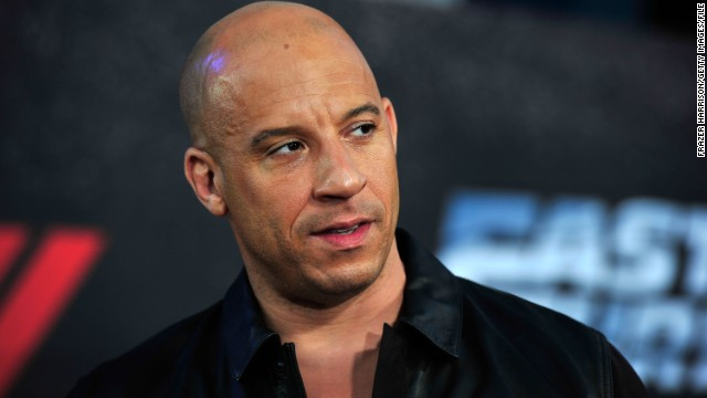 Vin Diesel's new gig, and more news to note