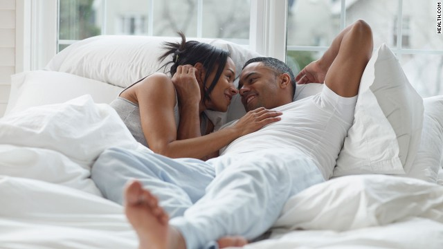 Bond in bed: Having regular sex can add an extra three years to your life expectancy, Dr. Oz reports.