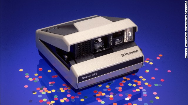 Long before there was Instagram, Polaroid was king. The Polaroid celebrated its 75th anniversary last year. But by then most of us had no more need to ever shake a Polaroid picture again. Not entirely resurrected, Polaroids are retro-cool and often pop up at weddings and other celebrations.