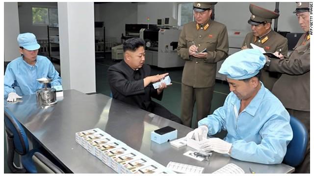 'Smartphones' norcoreanos, la nueva insignia del régimen de Kim Jong Un