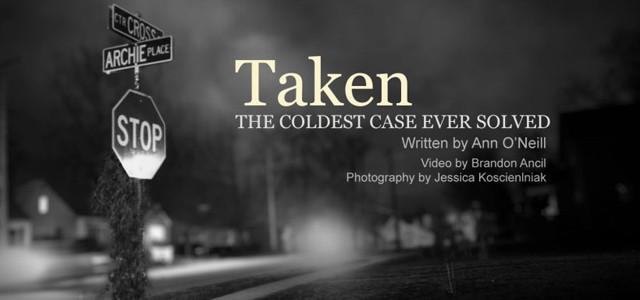 Read 'Taken'