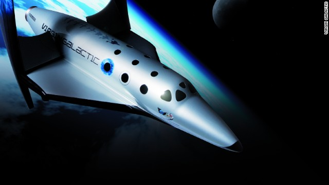 "Blast off! Virgin Galactic's year has already got off to a flying start: its reusable space vehicle ""SpaceShipTwo"" completed its third rocket-powered flight -- soaring to a new record height of 71,000 feet, above the Mojave Desert, California on 10 January."