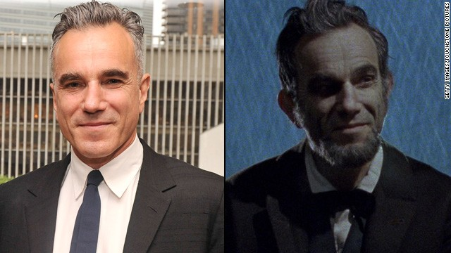 "Daniel Day-Lewis looked presidential enough to appear on currency in 2012's ""Lincoln."" The actor portrayed the 16th president so well he won an Oscar."