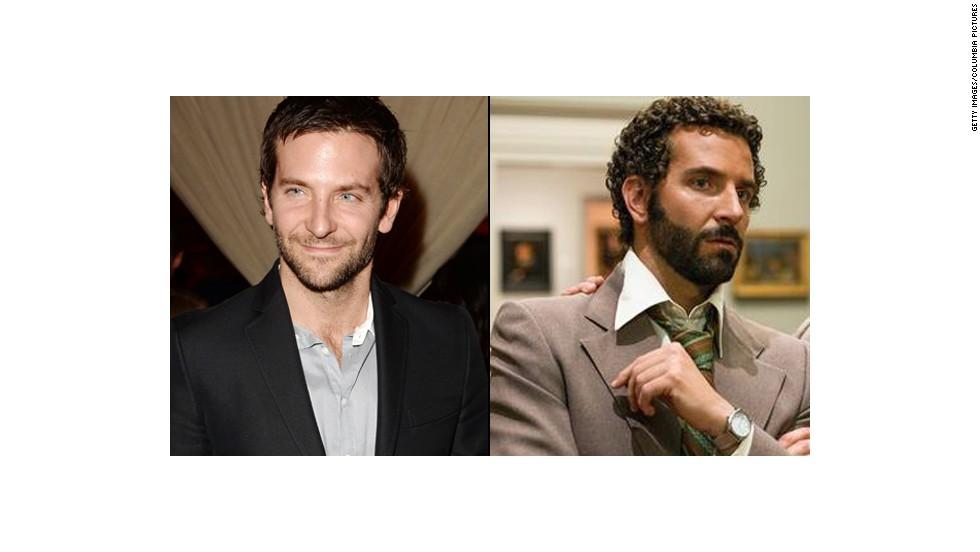 "Bradley Cooper en ""American Hustle"""