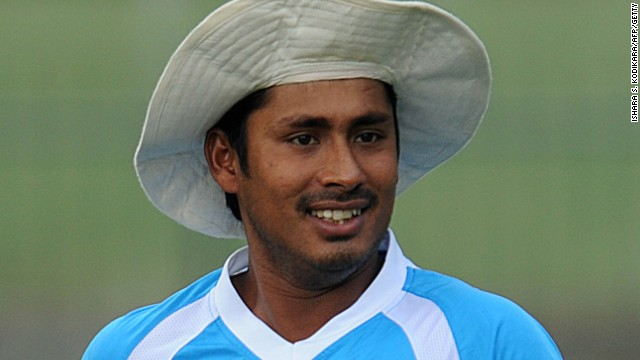 Former Bangladesh captain Mohammad Ashraful is ensnared in a cricket corruption scandal in BPL Twenty20 matches.