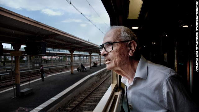 Riding the 'white train' in search of a miracle