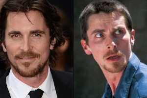 "Christian Bale en ""El maquinista"""