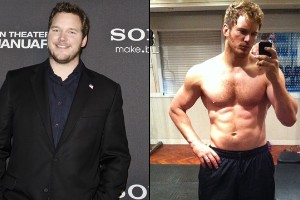 "Chris Pratt en ""Guardians of the Galaxy"""