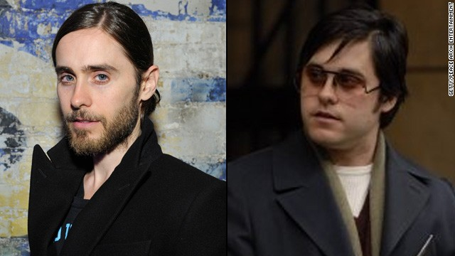 "While we've seen him become extremely thin to play a character, Leto has also gone in the other direction. For ""Chapter 27,"" he packed on 60 pounds to portray Mark David Chapman."