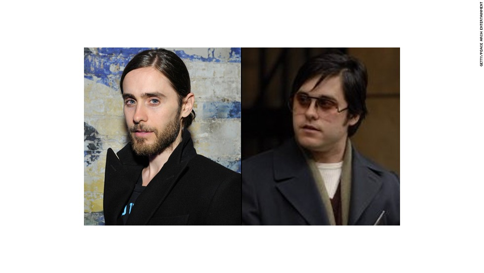 """Jared Leto en """"El asesinato de John Lennon"""""""