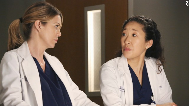 'Grey's' creator opens up on Sandra Oh's exit