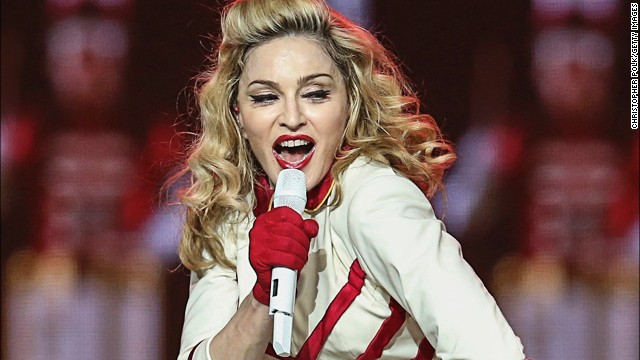Madonna <a href='http://www.cnn.com/2013/08/16/showbiz/celebrity-news-gossip/madonna-55th-birthday-gallery/index.html'>turned 55 on August 16, </a>and she hardly looks it.