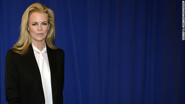 Kim Basinger barely looks her age of 59.