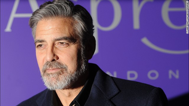 Oh George Clooney, you make 53 look so good.