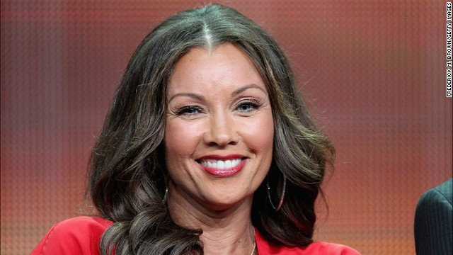 Actress Vanessa L. Williams is a stunner at 50.