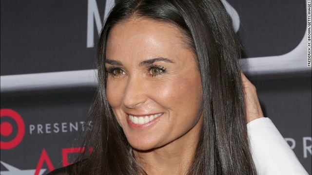 Demi Moore has been the patron saint of cougars everywhere for some time (even though it didn't work out with Ashton Kutcher). She is 50.