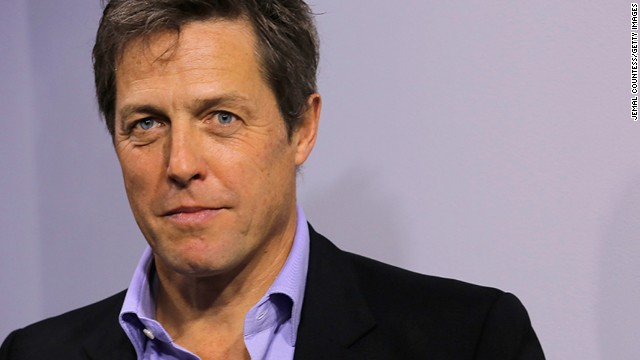 That dapper chap Hugh Grant is 53.