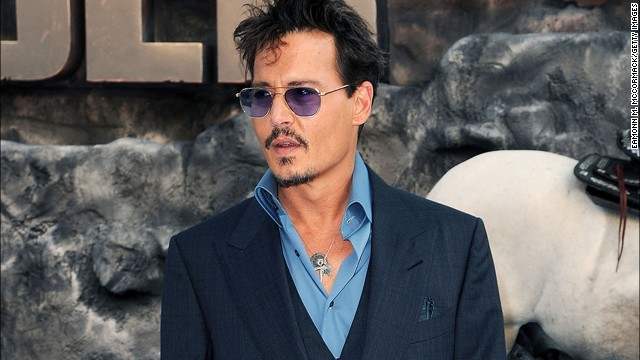 It's hard to believe Johnny Depp is 50.
