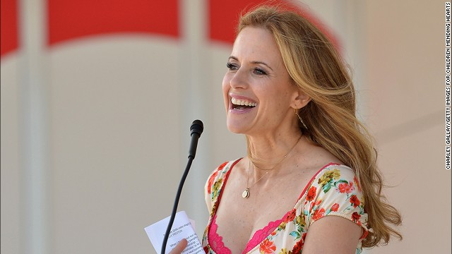 Kelly Preston is a youthful 50.
