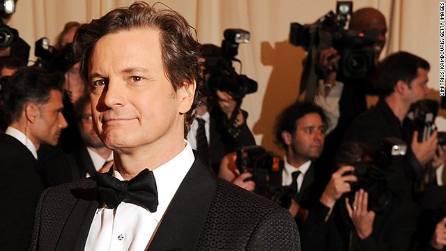 "At 53, Colin Firth still reminds us why we fell in love with him in ""Bridget Jones's Diary."""