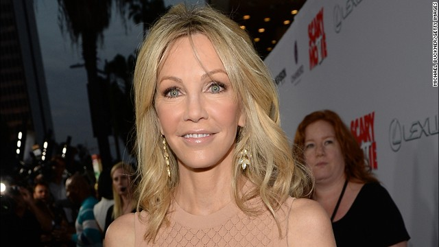 Heather Locklear hardly looks 52.