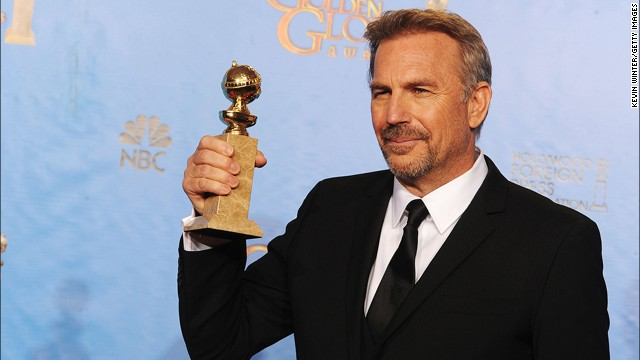 At 58, Kevin Costner is still booking leading man roles.